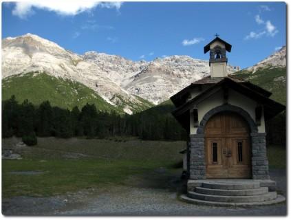 Kapelle San Giacomo di Fraéle