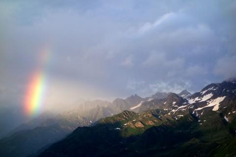 Regenbogen - Val Bedretto