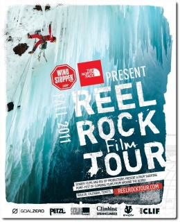 Reel Rock Tour Poster