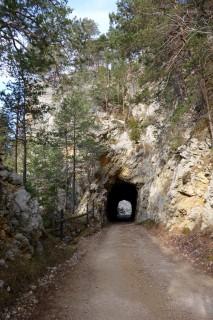 Rüschgraben - Tunnel 1