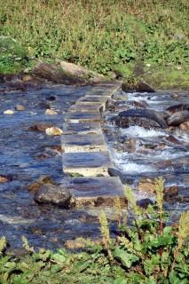 Val d'Olgia - interessante Bachüberquerung