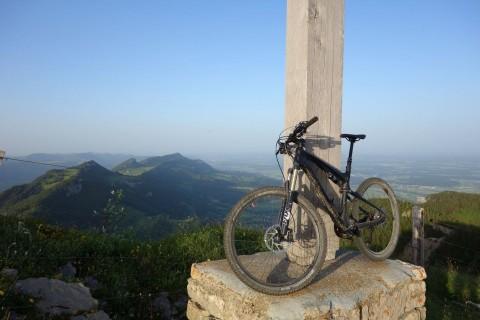 Röti Kreuz und Bike 2