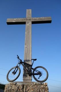 Röti Kreuz und Bike 1