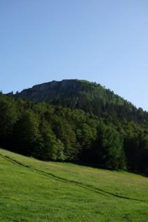 Balmberg - Blick zur Röti