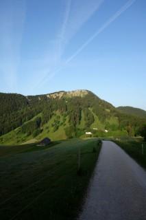 Balmberg - Blick auf die Röti