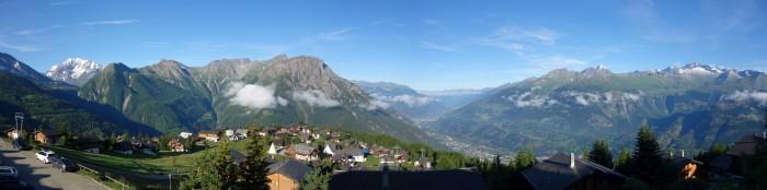 Panorama Rosswald