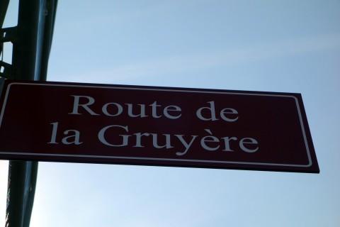 Route de la Gruyère