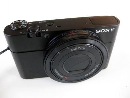 Sony DSC-RX100 Ansicht