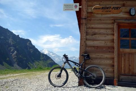 SAC Hütte Mont-Fort
