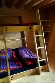 SAC Hütte Corno Gries - Zimmer
