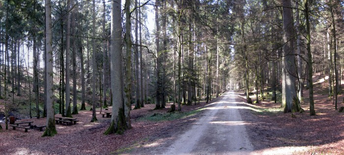 Aufstieg Sädelbach