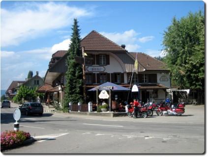 Restaurant Saloon - Biketräff Madiswil