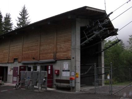 Gondelbahn Gsteig - Santesch