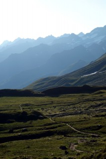 Trail rüber nach San Giacomo