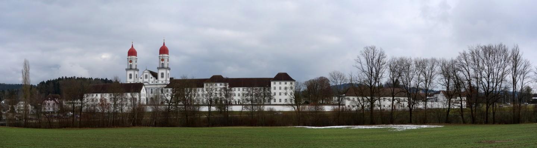 Kloster Sankt Urban - Panorama