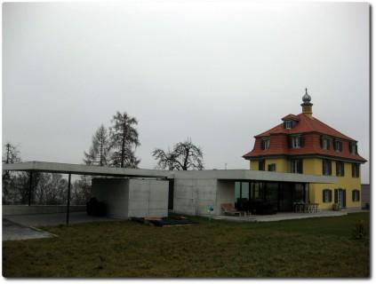 Altes - neues Anwesen auf dem Sonneberg