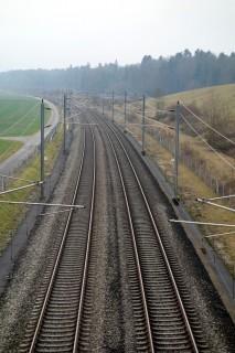 SBB Strecke Bern - Zürich