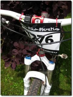 Das Ti29-40 bereit für den Marathon