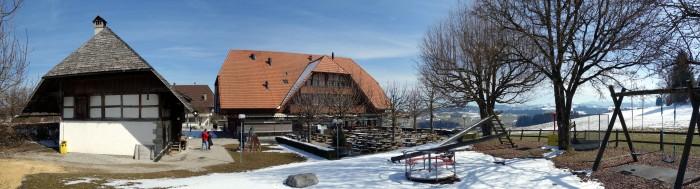 Panorama Schaukäserei