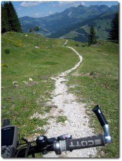 Trail gegen Gurli