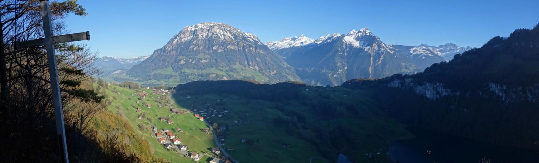 Panorama Scheidegg