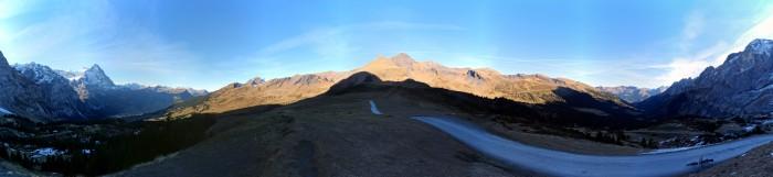 Panorama Grosse Scheidegg