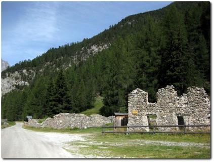 Schmelzera - Bergwerk aus dem Mittelalter