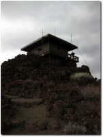 Fire Lookout Schonchin Butte