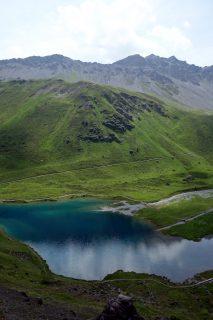 Schwellisee Aroser Alp