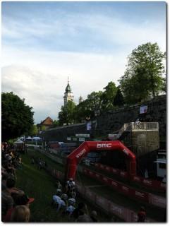 Short Track Race am Freitagabend im Schanzengraben