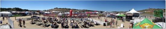 Panorama 01 Sea Otter Classic Festival