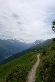 Trails bei Plan de la Cha - Süd
