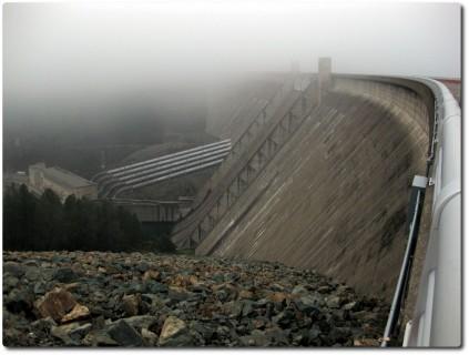 Lake Shasta Damm