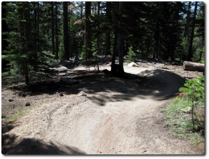 Sidewinder Trail Anlieger