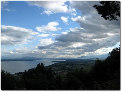 Signal de Bougy - Blick nach Genf