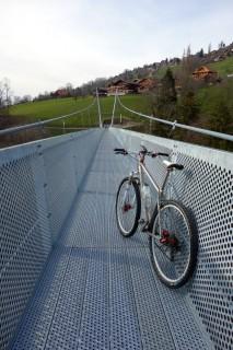 Hängebrücke Sigriswil