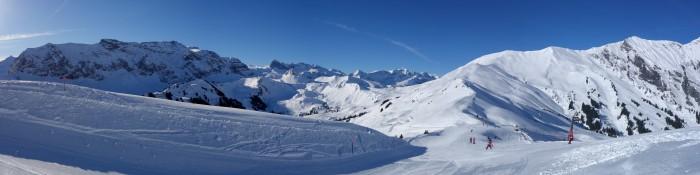 Panorama Sillerenbühl