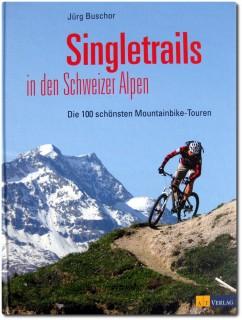 Singletrails in den Schweizer Alpen