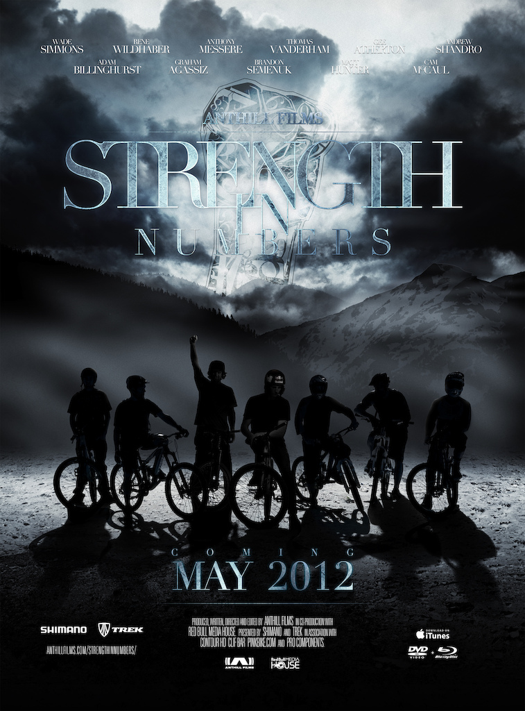 Strength in Numbers Filmplakat