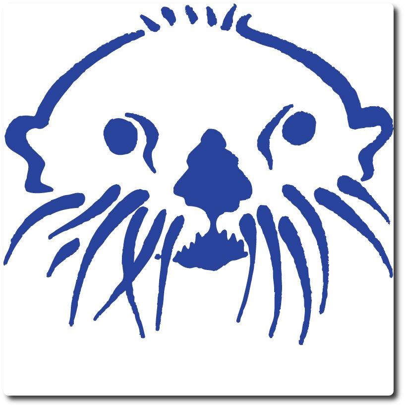 Skipper Sea Otter Festival Logo !