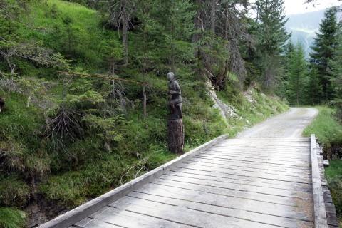 Skulpturenweg Steig