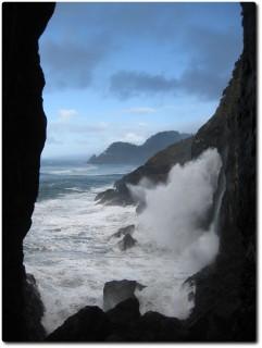 Ausblicke - Seelöwenhöhle