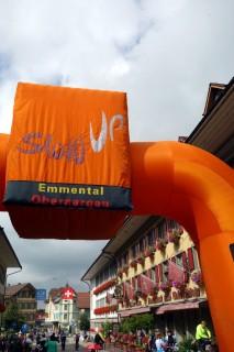 SlowUp Emmental-Oberaargau in Huttwil