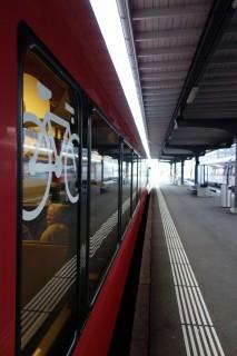 Bahnhof Solothurn - Der Sonnenzug