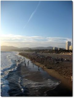 Santa Monica - Strand