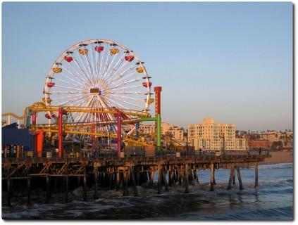 Santa Monica - Pier