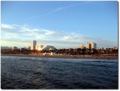 Santa Monica - Skyline