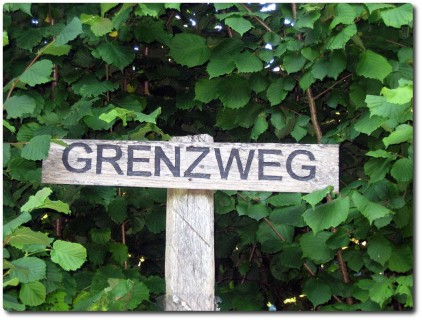 Grenzweg SO - BE im Heidenmoos