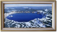 Crater Lake in der Theorie