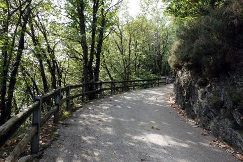 Abfahrt von Bassuno nach Gàdero